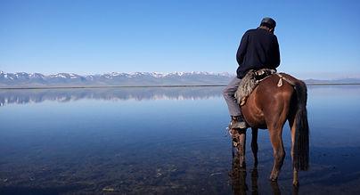 Reise nach Kirgistan
