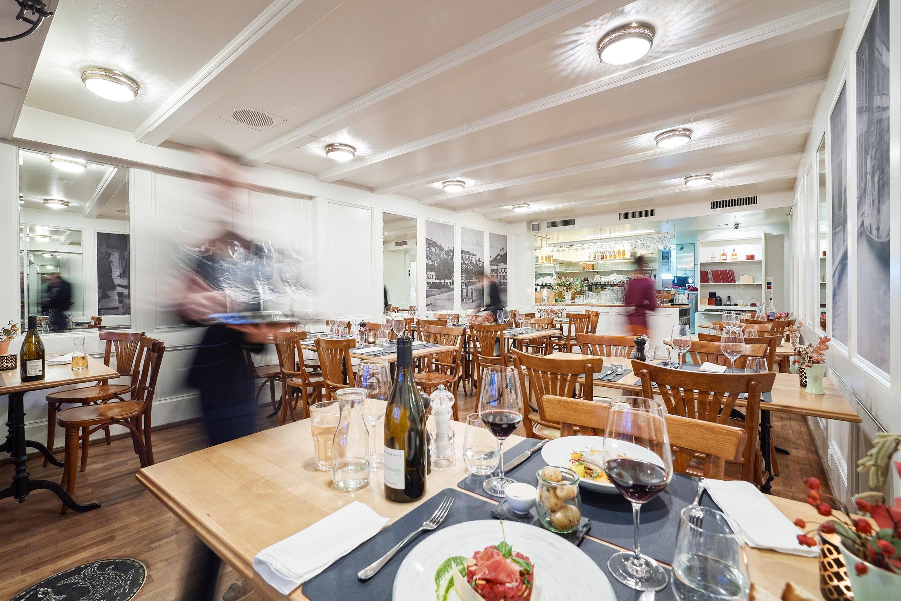 Restaurant Fischerstübli