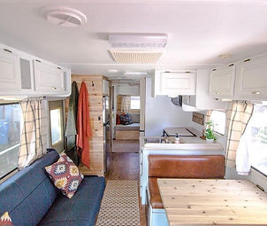 Gold Ridge Design offers RV interior installation