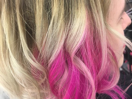 Semi-Permanent Hair Colour - How and when to use them