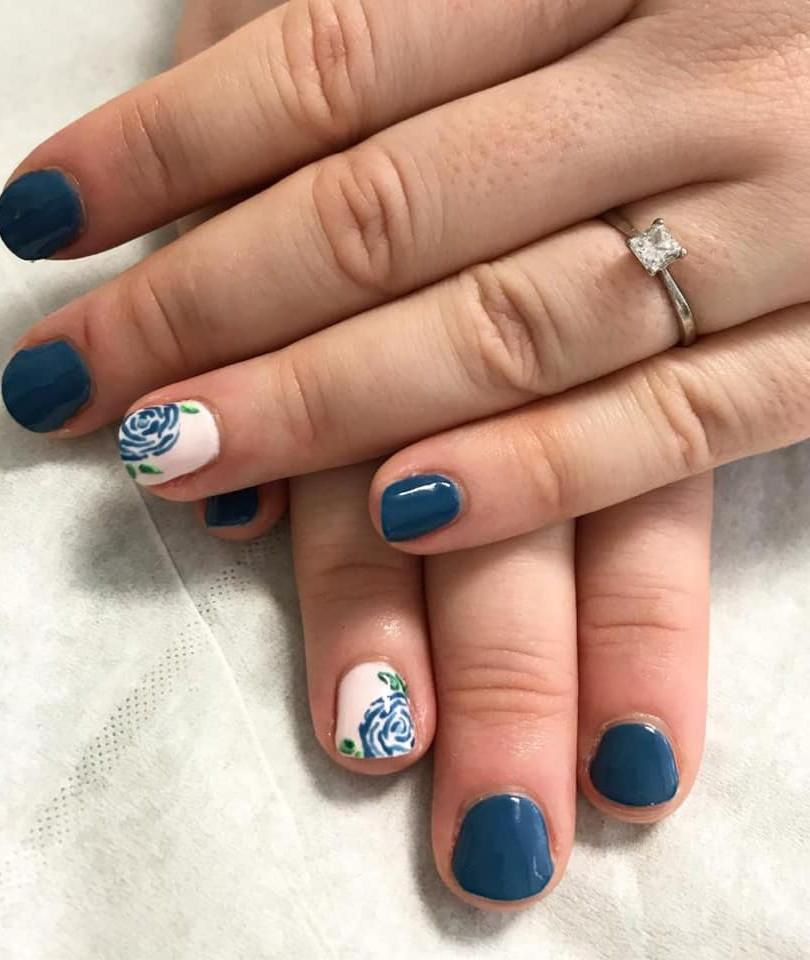 Blue rose gel manicure swindon vegan.jpg