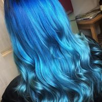 Blue Hair vegan salon swindon.jpg