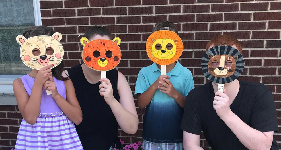 Children's Ministry learns about Daniel