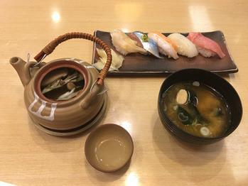 太らないお寿司の食べ方!!