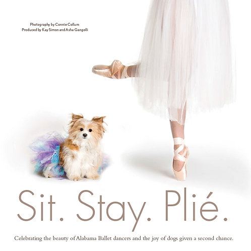 sit. stay. plié.