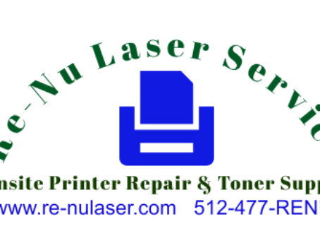 Covid 19 & Onsite Laser Printer Repair, Austin,Texas