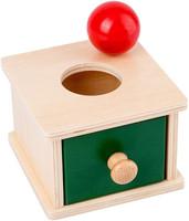 Boîte à permanence de l'objet