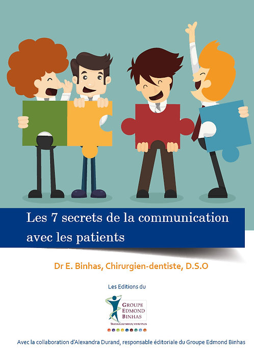 Les 7 secrets de la communication patients