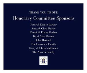Honorary Committee Sponsors