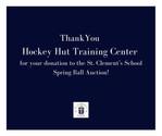 Hockey Hut Training Center