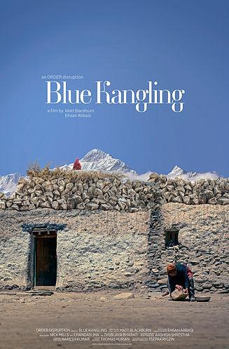 Blue Kangling Poster D