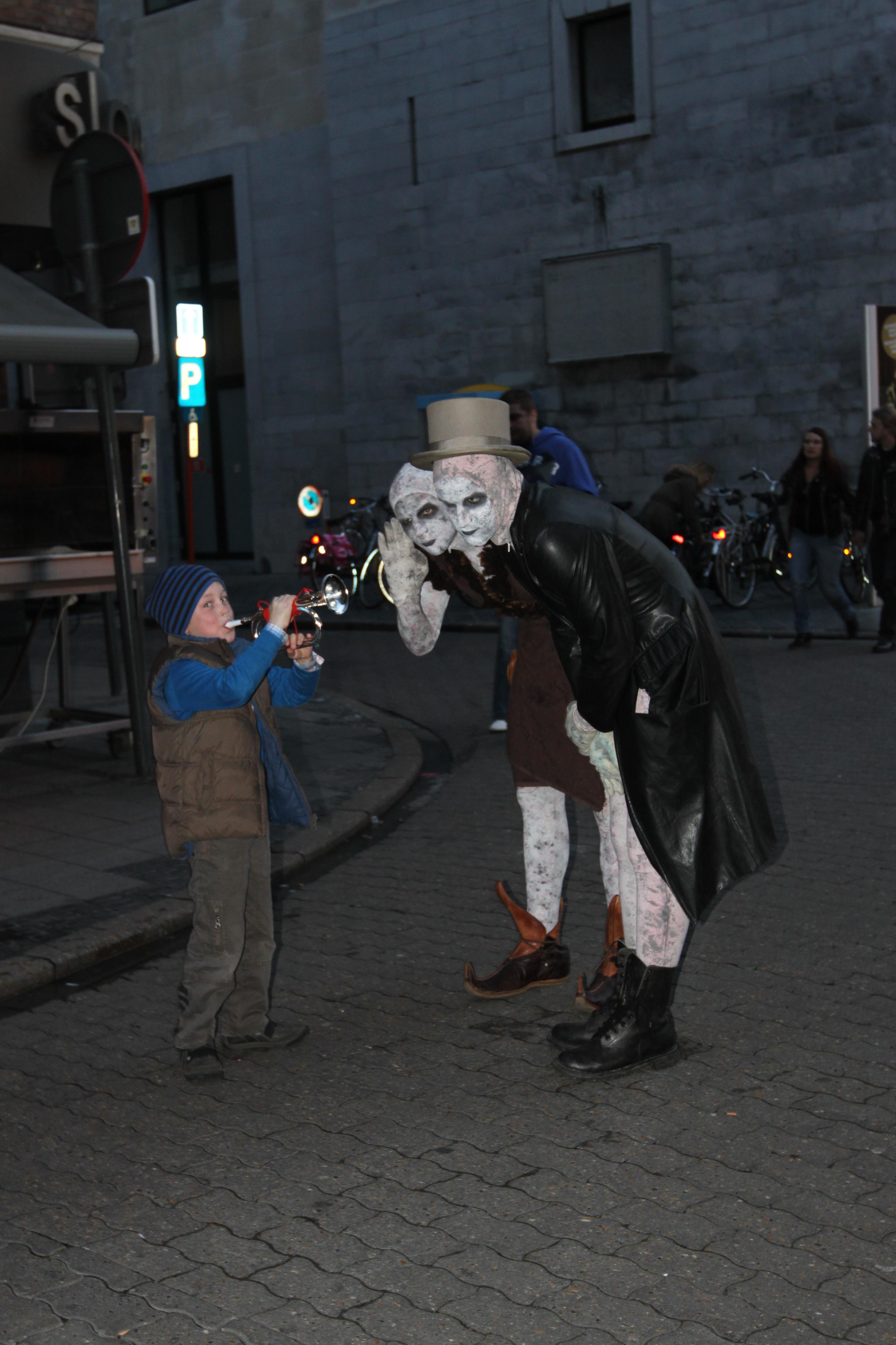 Halloween Hector & Hektor 14