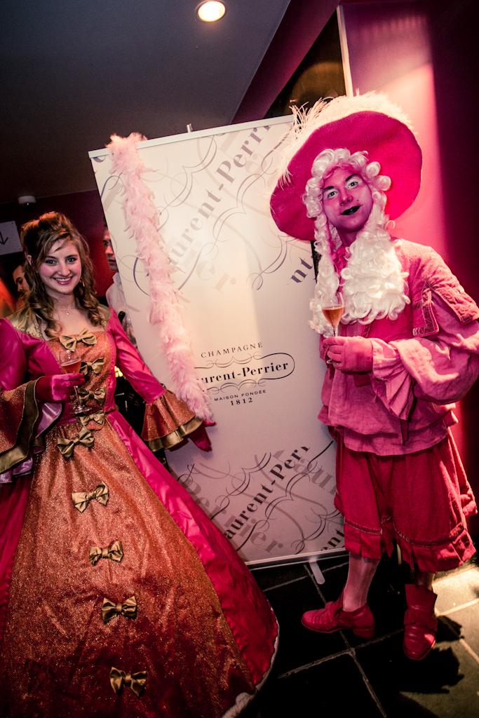 Miss & Mister Pink Laurent Perrier