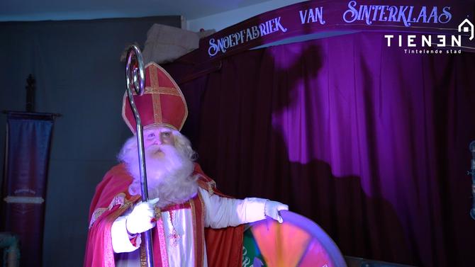 De Snoepjesfabriek van Sinterklaas (ism Stad Tienen)