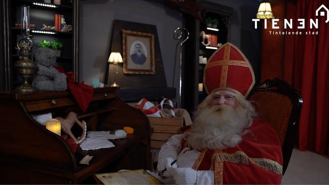 De Sint heet je Welkom! (ism Stad Tienen)