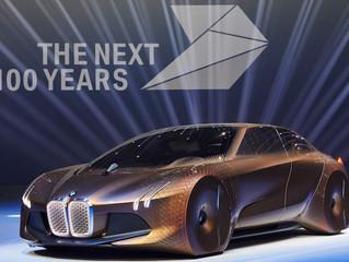 BMW viert zijn honderdjarig bestaan