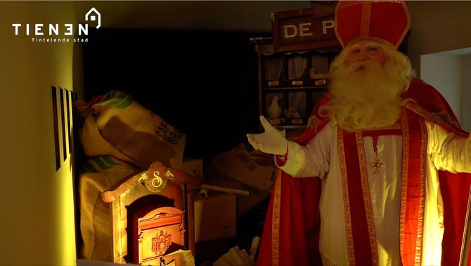 De Postkamer van Sinterklaas (Ism Stad tienen)