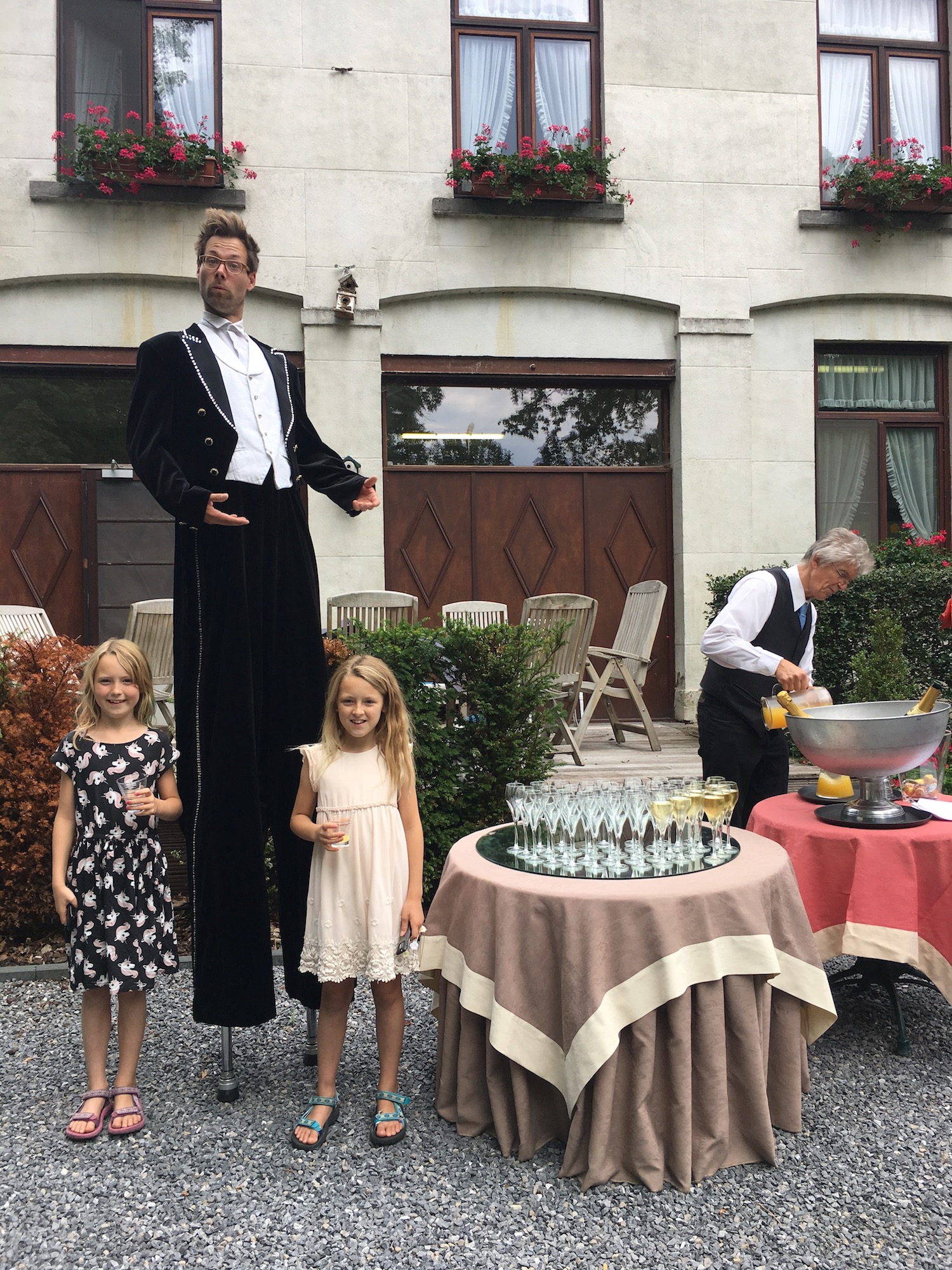 Gentleman Wedding