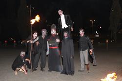 Zombies groep  klein