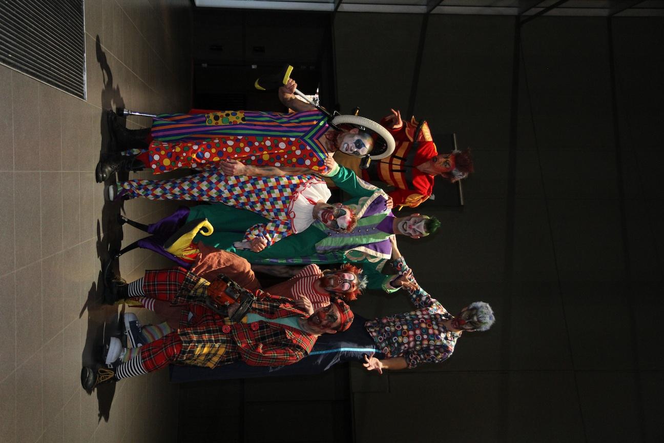 Freaky Clowns groep