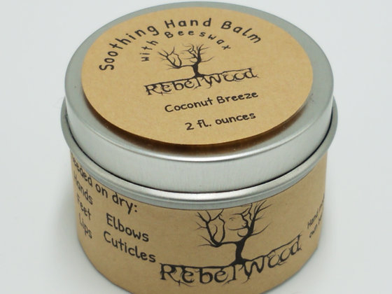 Coconut Breeze Soothing Hand Balm