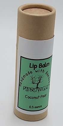 Coconut Pear Lip Balm