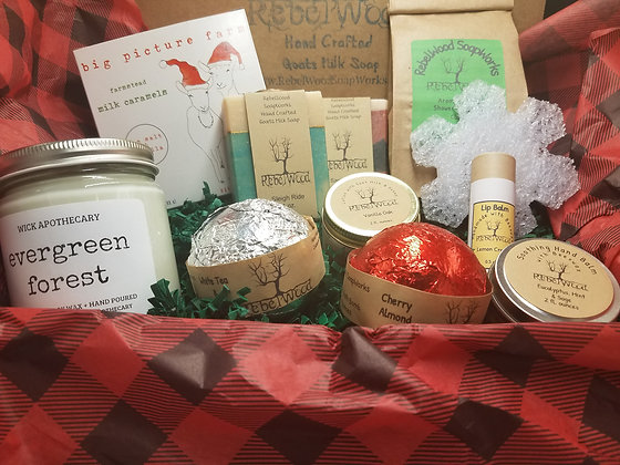 Ultimate Holiday Gift Crate