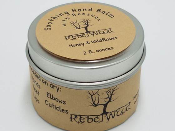 Honey & Wildflower Soothing Hand Balm