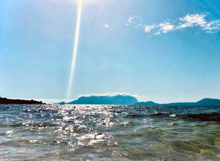 Путешествие на Сардинию