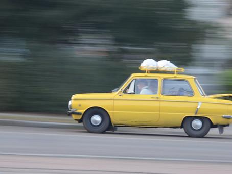 Как перевезти свою машину в Италию