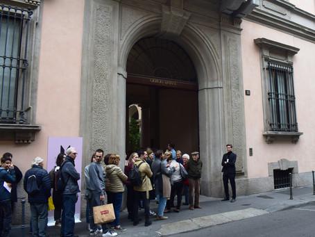 Как попасть в дом Моды в Милане