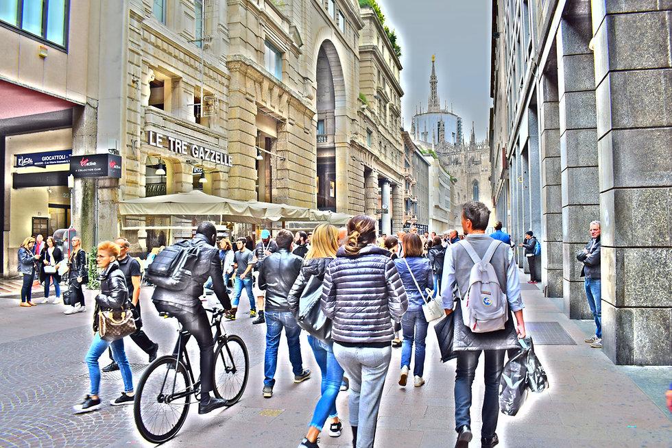 Жить в Италии. Вид на жительство. ВНЖ
