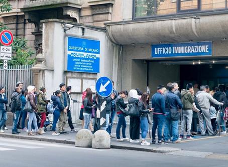 О бедном мигранте замолвите слово, или о том, как люди попадали, и попадают, на ВНЖ в Италию.