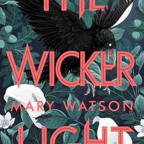 The Wickerlight cover!