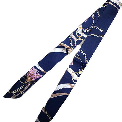 Edge Head Tie Scarf
