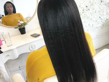 10 Reasons Why LA Weave aka Braidless Weave Is One Install To Try.