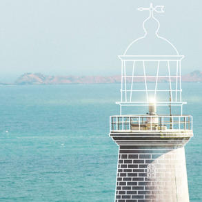 Seeing in the Dark: Hong Kong Harbour and Lighthouses