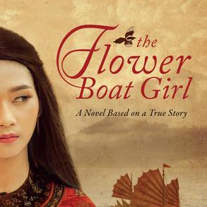 Larry Feign's The Flower Boat Girl Book Talk