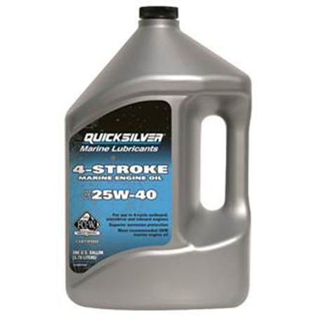 Quicksilver 25W-40 Engine Oil