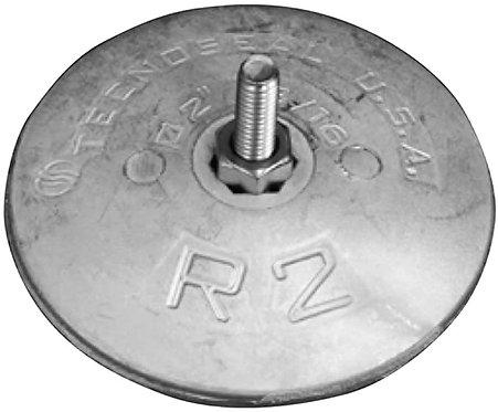 """R2 - 2 13/16"""" RUDDER ZINC"""