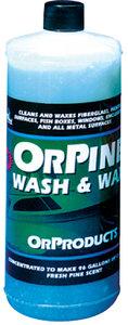 Orpine - ORPINE WASH & WAX