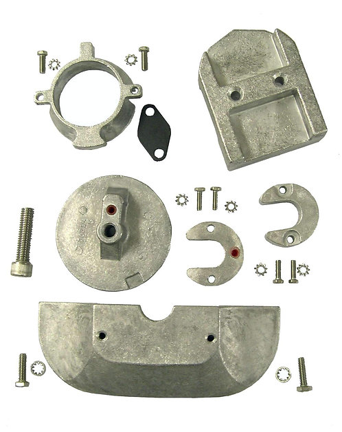 Performance Metals - Mercruiser Alpha One Gen II Anode Kit
