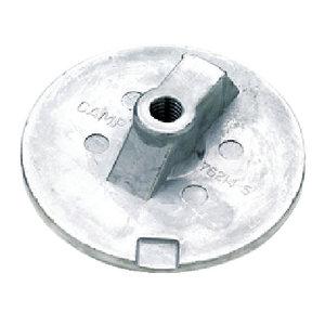 Mercury / Mercruiser Flat Skeg Zinc
