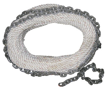 New England Ropes - CHAIN RODE 1/2 X 150