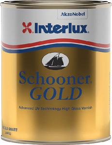 Interlux - SCHOONER GOLD Varnish