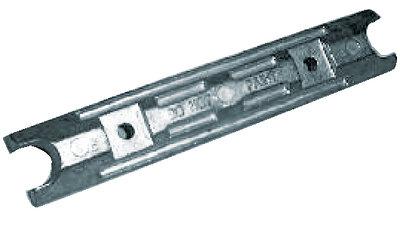 Yamaha Transom Bar Zinc - 6H14525103
