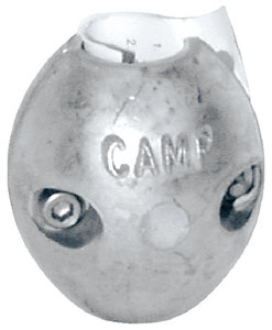Camp Zinc - 3/4  EGG COLLAR ZINC