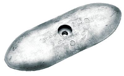 HULL PLATE ZINC (PACEMAKER)