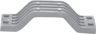 "Yamaha ""Handle Bar"" Transom Zinc, 6G54525101"