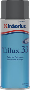Interlux - TRILUX 33 AEROSOL BLACK